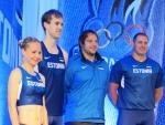 Nike esitles Eesti olümpiadelegatsiooni võistlusrõivastust