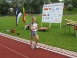 Bruno Junk'i mälestusvõistlustel käimises jäeti koju kaks esikohta