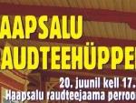 Kolmapäeval toimub Haapsalu raudteejaama perroonil kaugushüppevõistlus