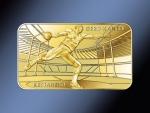 Olümpiavõitja Gerd Kanter jäädvustati kuldplaadile