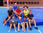 Noored teivashüppajad treenisid Tehvandil