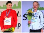 Eesti meistrid maratonijooksus on Talts ja Vallimäe