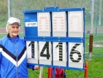 Nora Kutti püstitas kaks maailmarekordit
