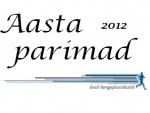 Aasta parimate kergejõustiklaste nominendid 2012