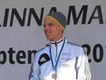 Kristo Reinsalu saavutas Hamburgi maratonil 20. koha