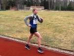 Ruslan Sergats̆ov võitis Balti noorte ja juunioride käimise maavõistlusel esikoha
