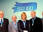 Legendaarsed jooksjad tähistasid Eesti maratoni sajandat juubelit