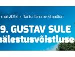 28. mail toimuvad Tartus Gustav Sule mälestusvõistlused