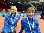Anna Iljuštšenko ja Eleriin Haas stardivad homme Teemantliigal