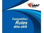 Kohtunikekogu tõlkis IAAFi võistlusmäärused