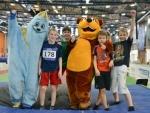 TV 10 Olümpiastarti kolmandal etapil võistleb ligi 300 noort kergejõustiklast