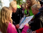 Marek Niit avas TV 10 Olümpiastarti 44. hooaja mitmevõistluse finaali Saaremaal