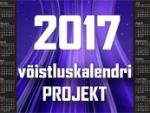 2017 võistluskalender