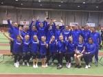 Eesti koondis võitis Balti noorte mitmevõistluse meistrivõistlused. Hans-Christian Hausenberg tegi uue Eesti juunioride rekordi - 5703 punkti.