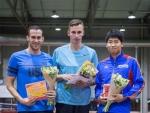 Lasnamäe kergejõustikuhallis toimunud rahvusvahelise mitmevõistluse võitis Rosenberg 5986 punktiga