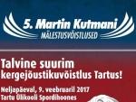 5. Martin Kutmani mälestusvõistluste TULEMUSED.