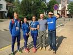 Käimise Euroopa karikavõistlustel saavutas Ruslan Sergatšjov parima eestlasena 30. koha