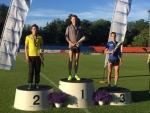 10 000 meetri Eesti meistrid on Lily Luik ja Andi Noot