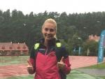 Liina Tšernov jooksis Poolas Eesti tipptulemuse