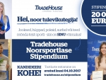 Tradehouse Noorsportlase Stipendium 2018 on avatud