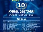 30. detsembril toimub Karel Leetsari mälestusvõistlus