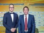 Treener Sven Andresoo pälvis Kultuurkapitali aastapreemia
