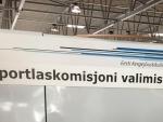 Selgus EKJLi esimese sportlaskomisjoni koosseis
