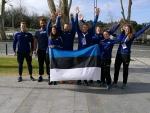 Eesti heitekoondis osales Leirias Euroopa talvistel karikavõistlustel