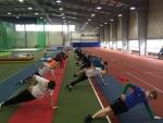 Pärnus toimus U18 ja U20 koondise kandidaatide laager