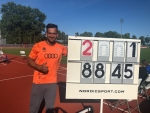 Magnus Kirt viis Eesti odaviskerekordi 88.45-ni!