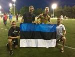 USA üliõpilasmeistrivõistlustel medalile tulnud Saluri ja Erm uuendasid isiklikke rekordeid