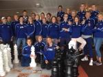 U18 EM-ile Györi sõitis 23-liikmeline Eesti koondis