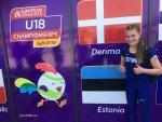 U18 EM-i avapäev Györis: Kivikas pääses poolfinaali, Kelly ja Mülla lõppvõistlusele