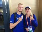U18 EM-i 3. päev Györis: Minkovskilt U18 rekord ja 6. koht, Mülla teivashüppes 7.