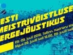 EV100 Eesti meistrivõistlused on Berliini EMi peaprooviks