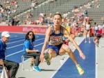 EMi 6. päev: Ksenija Balta sai kaugushüppes 6. koha