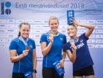 Mitmevõistluse Eesti meistriks krooniti Jurkatamm ja Tšernjavski