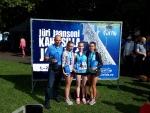 U20 vanuse 10 km maanteejooksu Eesti meistrid on Soo ja Gritskevich