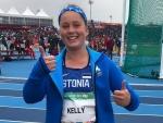 Kelly uuendas noorte olümpial kahel korral U18 rekordit
