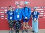 Eriolümpia maailmamängudel Abu Dhabis osalevad ka Eesti kergejõustiklased