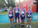 Kergejõustiklased võitsid eriolümpia maailmamängudelt viis medalit