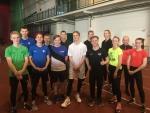 Audentese Spordigümnaasiumi külastuspäevad andsid osalejatele koolist ja treeningutest vajaliku ülevaate