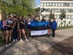 Eesti võitis noorte käimise Balti võistkondlikel meistrivõistlustel ühe kulla, ühe hõbeda ja kolm pronksi