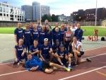 Eesti koondise teekond Euroopa mängudel lõppes veerandfinaalis