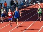 U23, U20 ja U18 Eesti meistrivõistluste teisel päeval näidati häid tulemusi jooksualadel