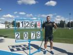 Karikavõistlusi ilmestas Kristo Galeta Eesti rekord kuulitõukes