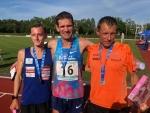 10 000 m jooksus krooniti Eesti meistriks Tiidrek Nurme ja Jekaterina Patjuk