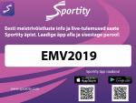 Eesti meistrivõistlustest näeb Sportity mobiiliäpi vahendusel live-tulemusi