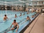 Toimus EKJLi Sportlaskomisjoni poolt korraldatud basseinitreening