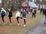 Jõulumäel toimus noorte kestvusjooksu laager